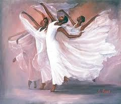 dancing before the lord