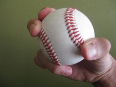 Curve ball 1