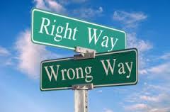 wrong way 9