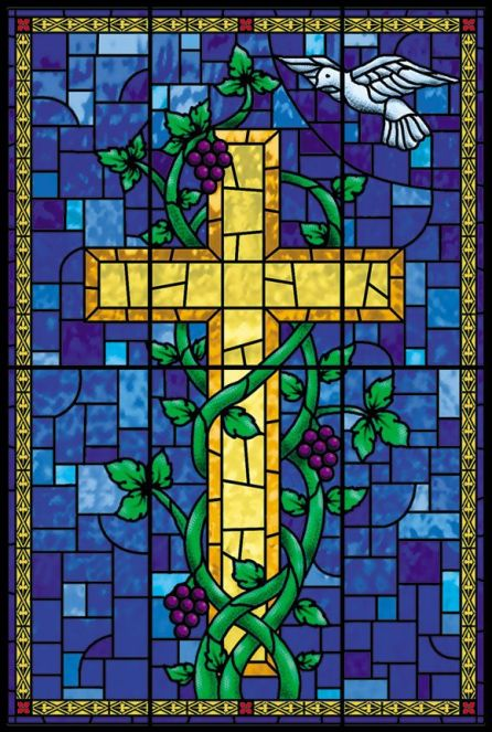 cross-stained-glass